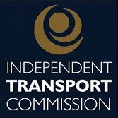 the ITC Independent Transport Commission logo
