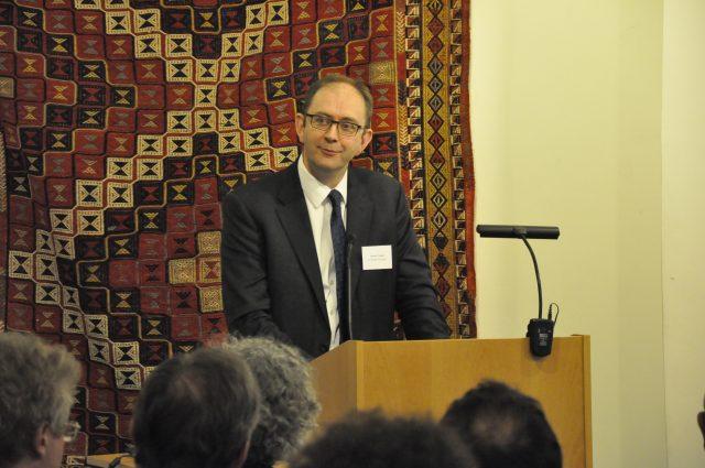 Simon Craven discusses children and transport